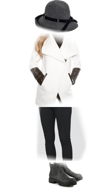 Líbí se vám tento outfit? Sestave si svůj na našich webových stránkách.